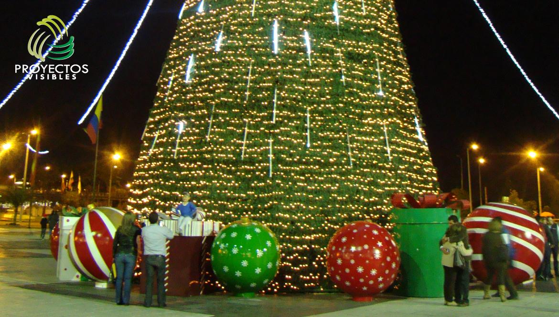 Alquiler y venta de luces de navidad proyectos de - Comprar arboles de navidad decorados ...